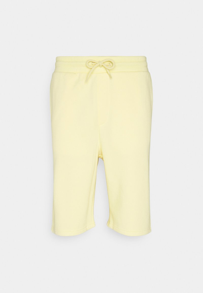 YOURTURN - UNISEX - Tracksuit bottoms - yellow