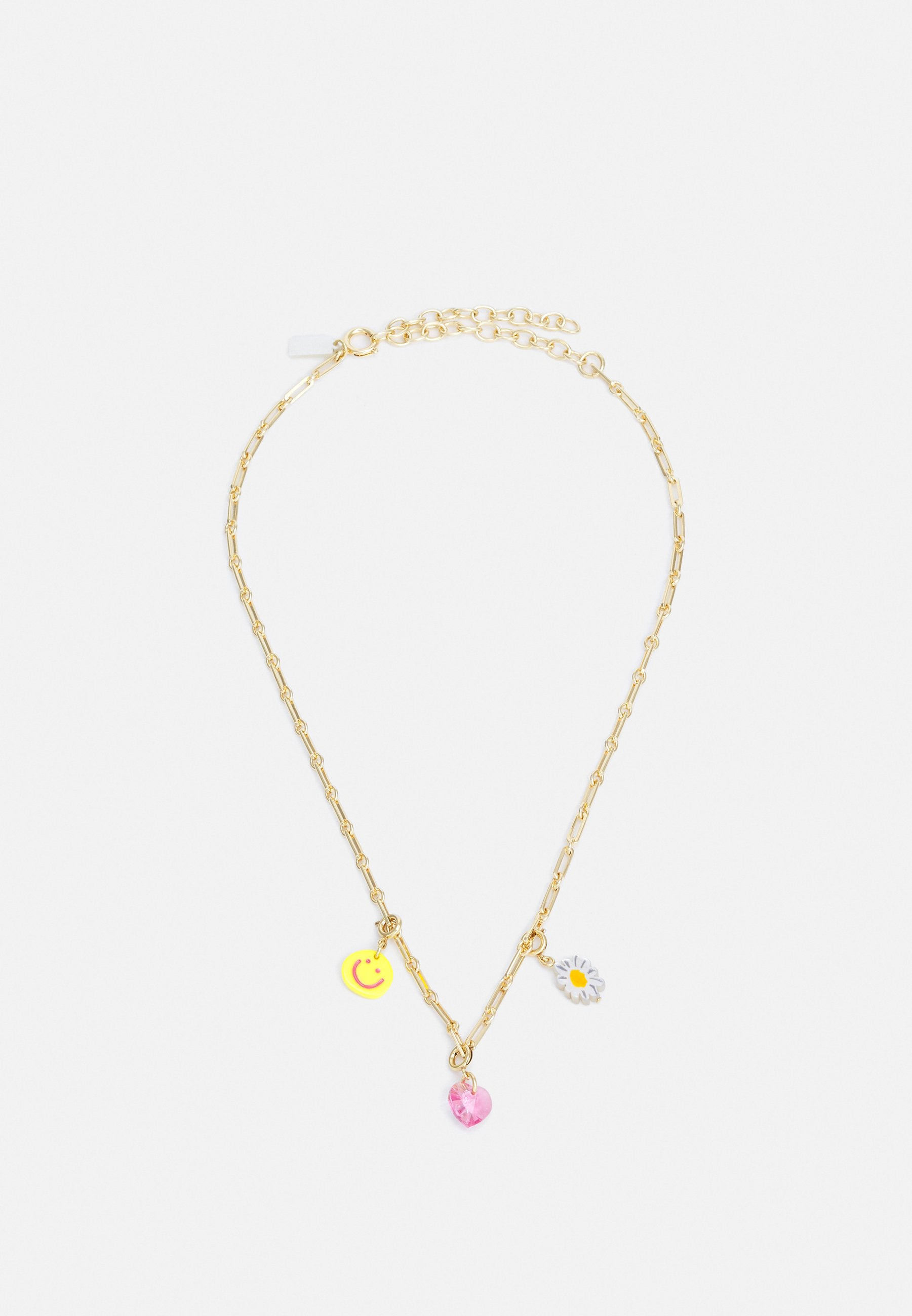 Donna EXCLUSIVE KETTE MIT CHARMS - Collana