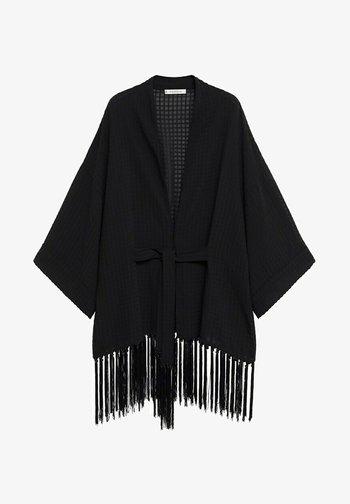 Summer jacket - schwarz