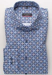 Eterna - MODERN FIT - Formal shirt - marine - 4