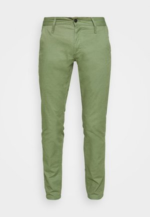 YORK - Chinos - army green