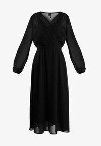 Vero Moda - VMGROA WRAP DRESS - Robe d'été - black - 6