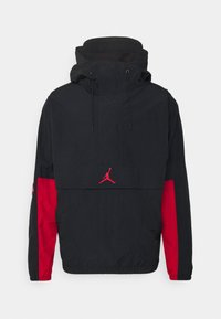 Jordan - Windbreaker - black/gym red/white - 0