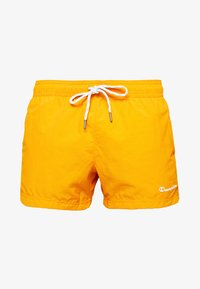 Champion - BEACH - Shorts da mare - orange - 3