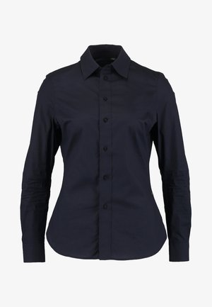 CORE SLIM - Button-down blouse - mazarine blue