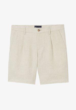 AALDEN - Shorts - light beige