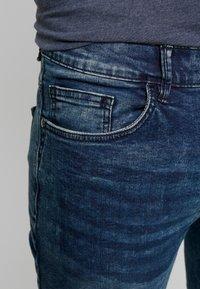 INDICODE JEANS - CULPEPER - Jeans straight leg - blue - 3