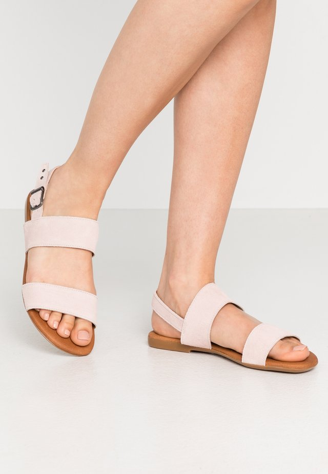 BIABROOKE BASIC  - Sandalias - powder