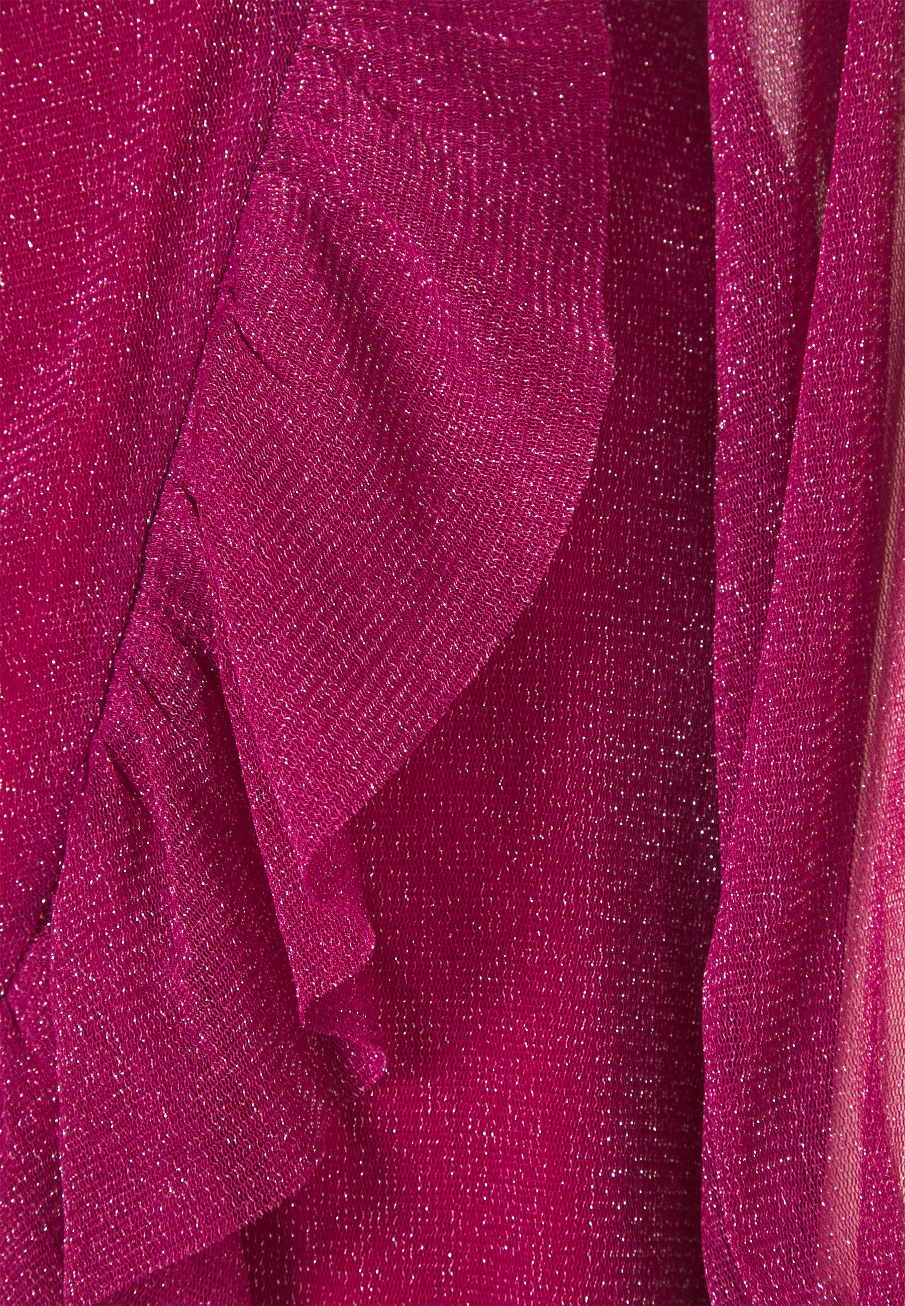 Résumé DRESS Strickkleid berry/pink