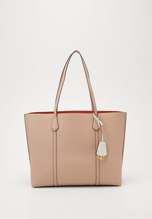 PERRY TRIPLE COMPARTMENT TOTE - Tote bag - devon sand
