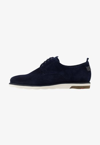HAROLD - Casual lace-ups - midnight/pacific