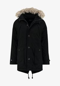 Pier One - Parka - black - 6