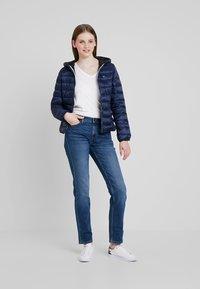 Tommy Jeans - MID RISE - Straight leg jeans - utah mid bl com - 1
