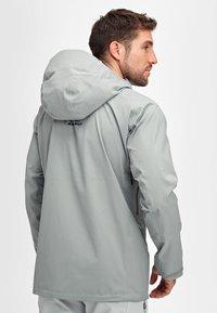 Mammut - MASAO - Hardshell jacket - granit - 1