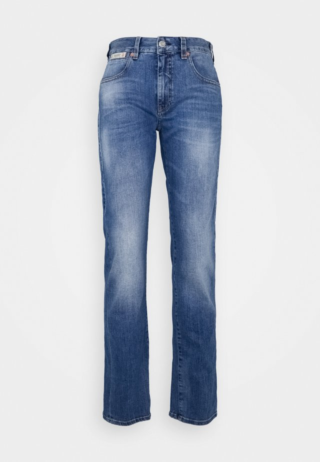 MARLIES STRETCH - Straight leg jeans - blend