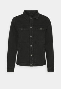 DETROITJACKET UNISEX  - Giacca di jeans - washed black
