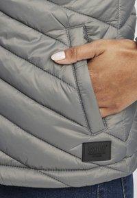 Oxmo - Light jacket - castlerock - 4