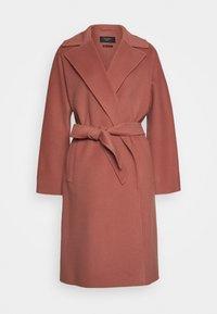 Classic coat - altrosa
