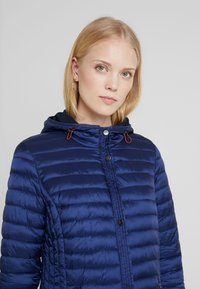 Barbara Lebek - Short coat - indigo - 3