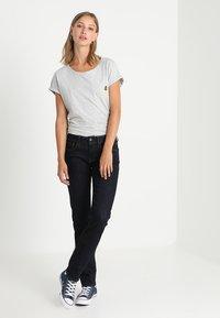 G-Star - 3301 DC STRAIGHT - Straight leg jeans - visor stretch denim - 1