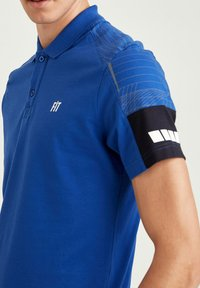 DeFacto Fit - Polo - blue - 4