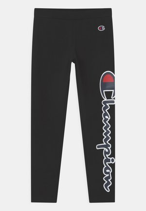 LOGO UNISEX - Leggings - black