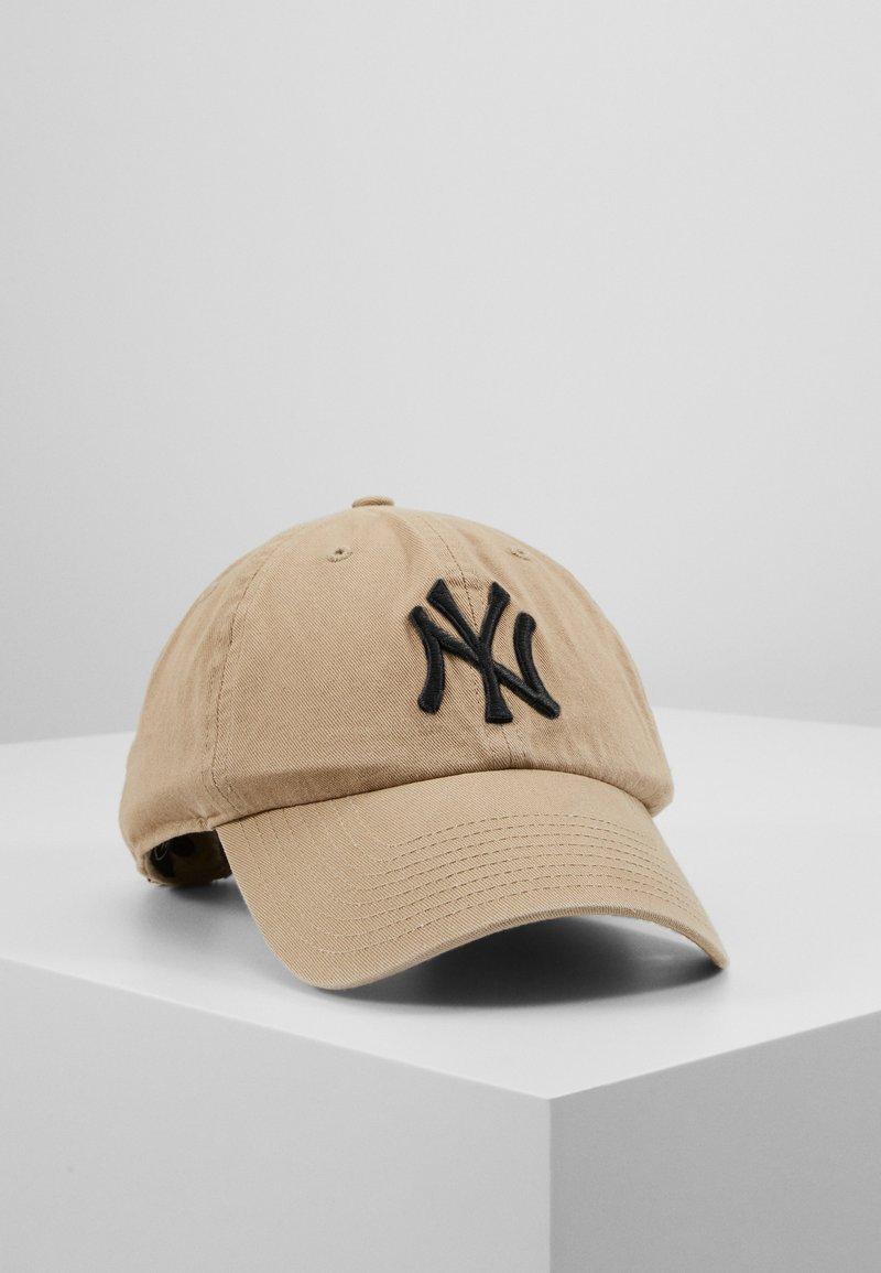 '47 - NEW YORK YANKEES CLEAN UP UNISEX - Caps - khaki