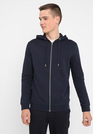 VILLE - Zip-up sweatshirt - navy blazer