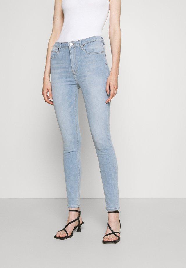BOWIE WASH TULUM - Jeans Skinny Fit - denim blue