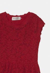 Rosemunde - LACE - Vestito elegante - cranberry - 2