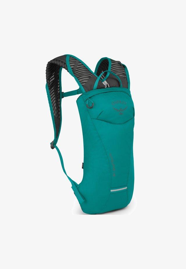 KITSUMA - Backpack - teal reef