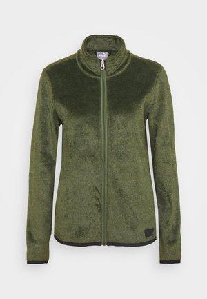Fleece jacket - thyme