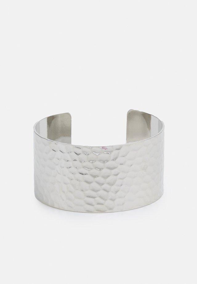 PCPANNY BRACELET CUFF - Bracciale - silver-coloured