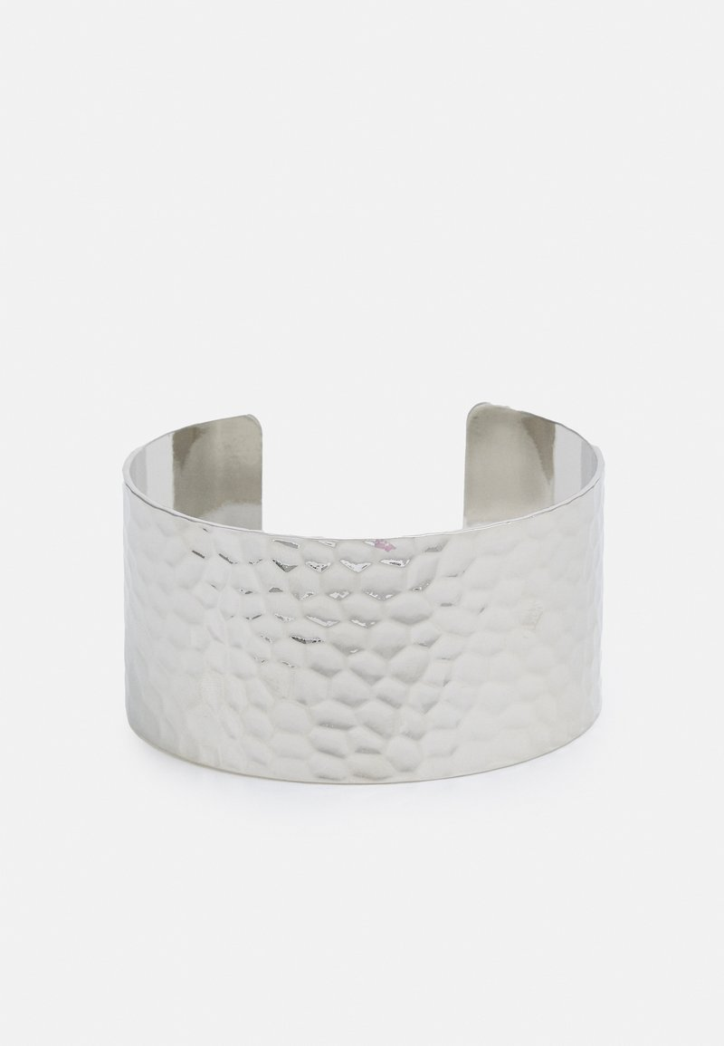 Pieces - PCPANNY BRACELET CUFF - Bracelet - silver-coloured