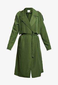 Vila - VILEYLA - Trenchcoat - ivy green - 4