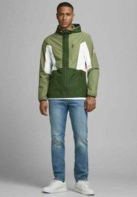 Jack & Jones - Light jacket - deep lichen green - 1