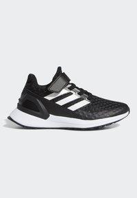 adidas Performance - RAPIDARUN UNISEX - Neutrální běžecké boty - black - 5