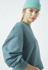 PULL&BEAR - Sweatshirt - green - 3