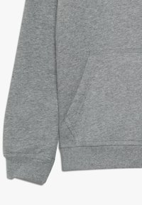 Nike Sportswear - HOODIE CLUB - Bluza z kapturem - carbon heather/white - 2