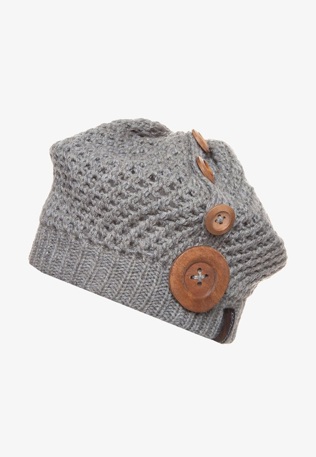 NELLY - Beanie - grey