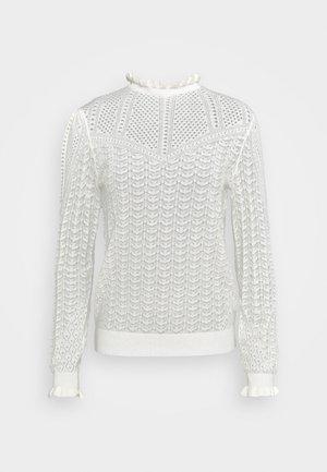 MOTIFA - Jumper - white