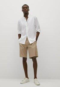 Mango - Shirt - blanc - 1