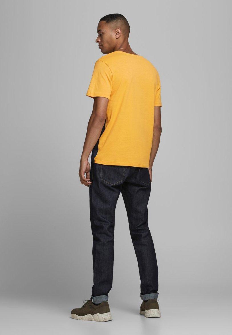 Jack & Jones Print T-shirt - golden yellow U4222