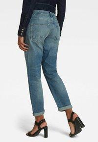 G-Star - KATE BOYFRIEND - Straight leg jeans - faded tide - 1
