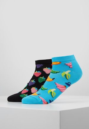 BANANA LOW SOCK 2 PACK - Skarpety - multi
