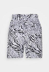 Marks & Spencer London - ZEBRA - Shorts - black - 1
