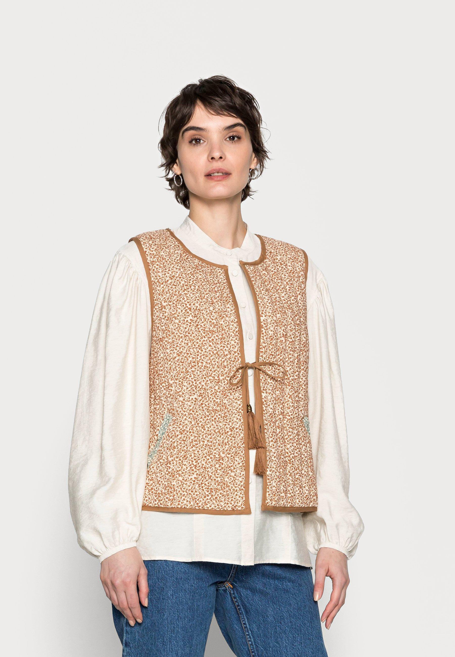 Women BELLIS WAISTCOAT - Waistcoat