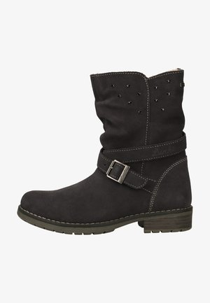 Classic ankle boots - charcoal