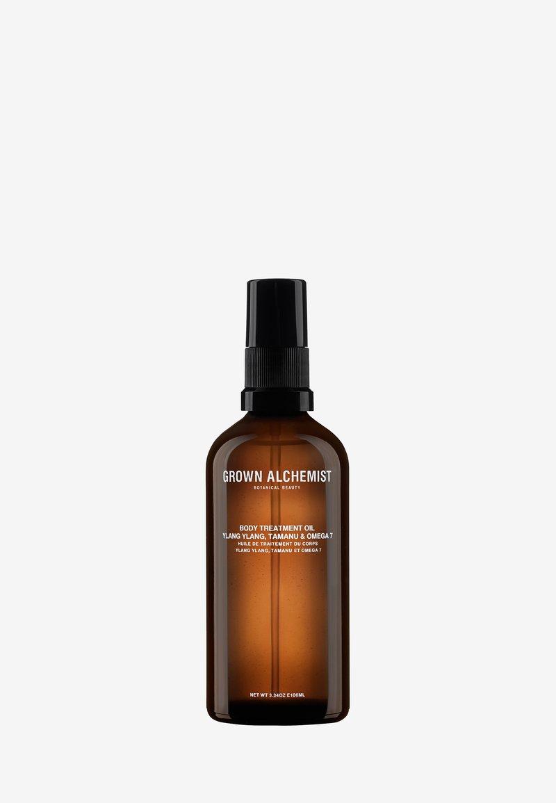 Grown Alchemist - BODY TREATMENT OIL YLANG YLANG, TAMANU & OMEGA 7 - Olio corpo - -