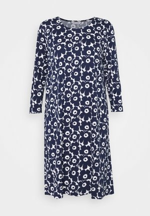 ARETTA UNIKKO DRESS - Jerseyklänning - dark blue